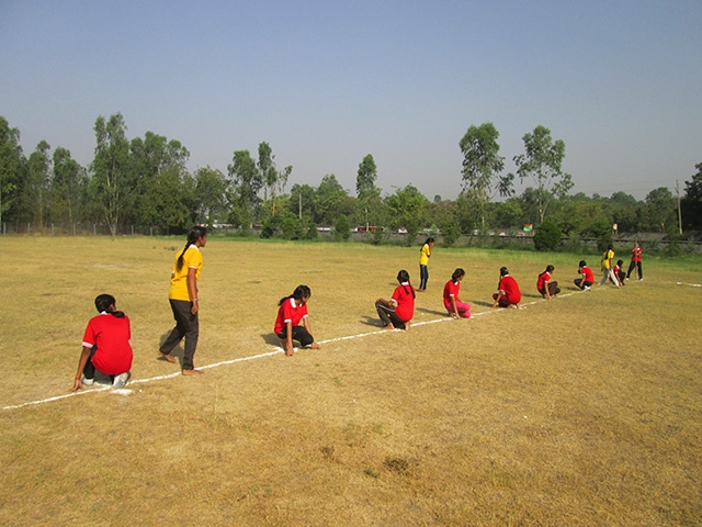 Kho-Kho Competition