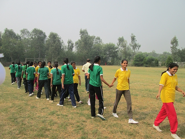 Foot Ball Match/ Cricket Match
